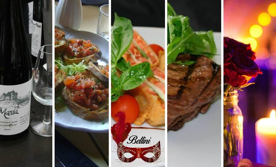 Cină romatică intr-o locație cu tradiție italiană !
