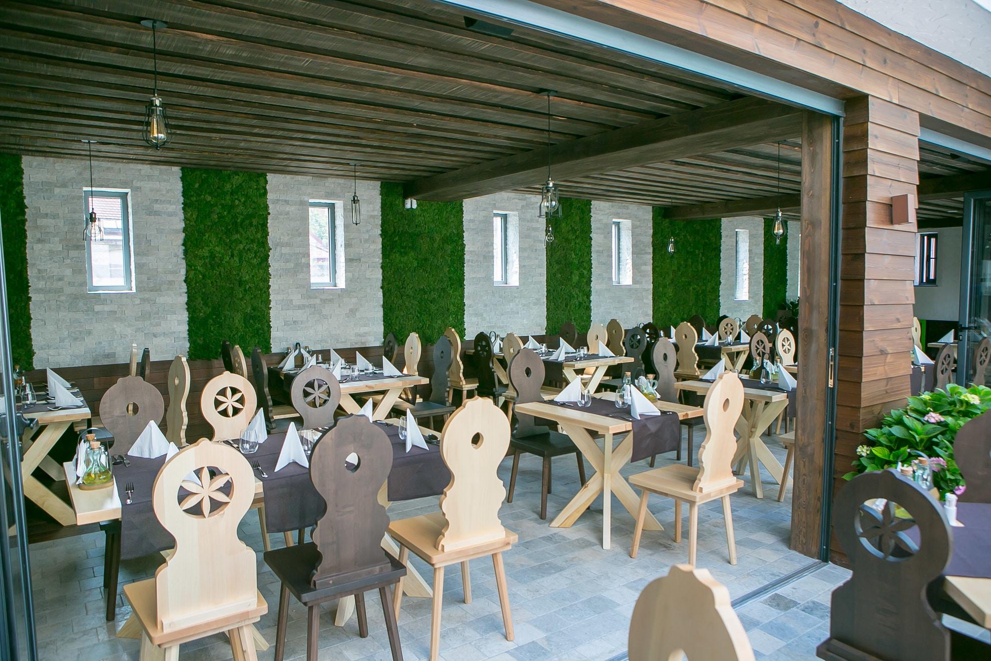 Restaurant Casa Tudor