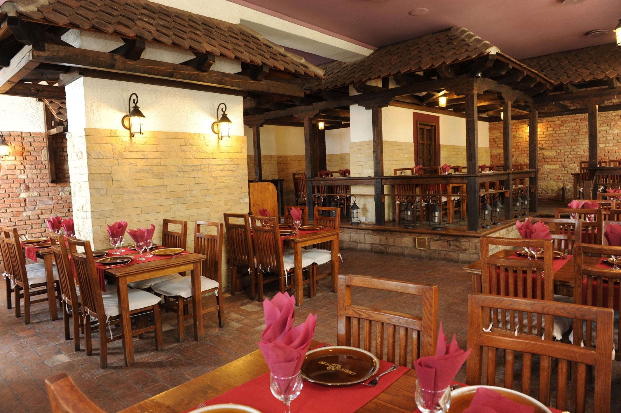 Restaurant Ceasu' Rău