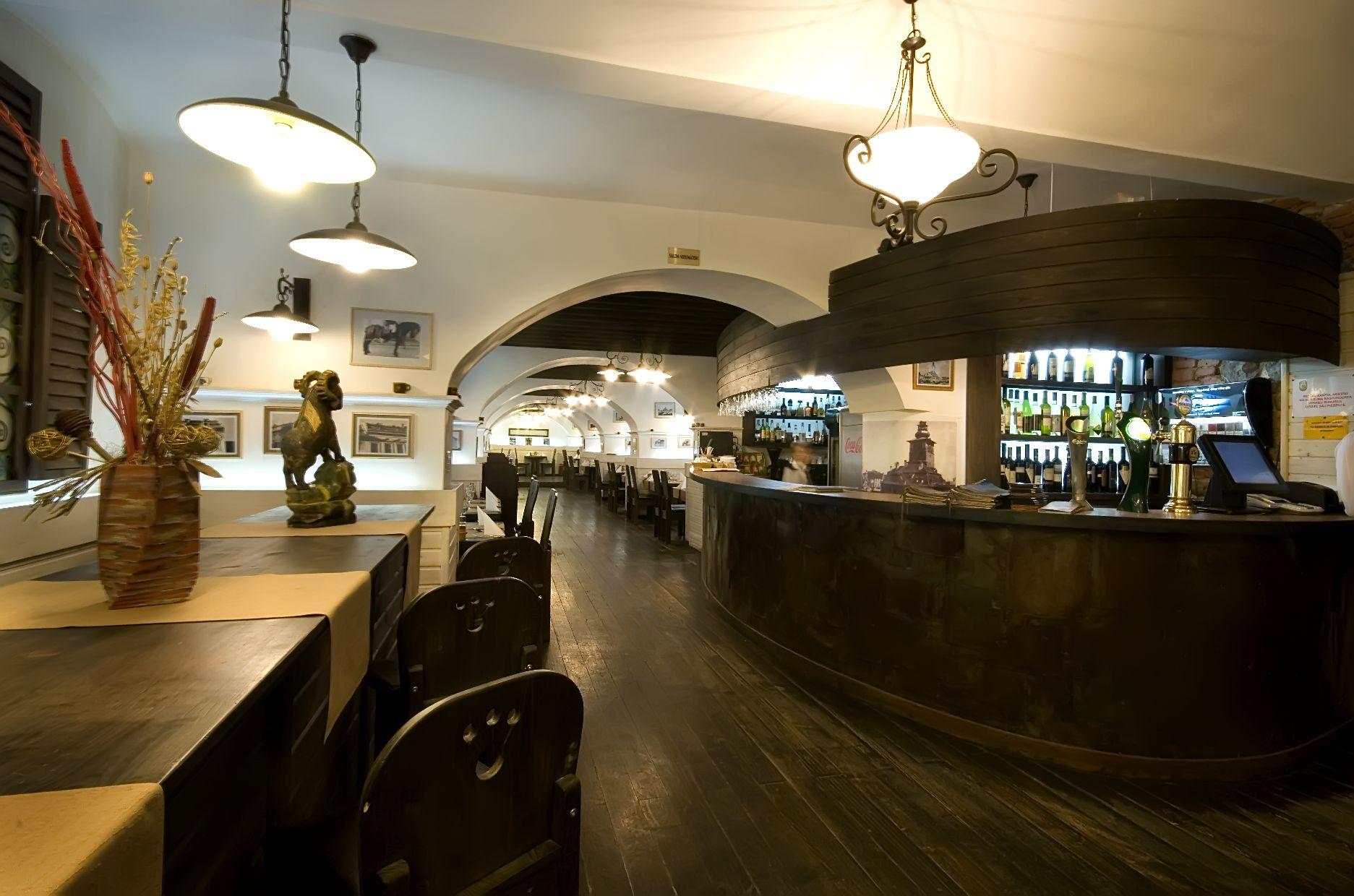 Restaurant Sergiana - Centrul Vechi