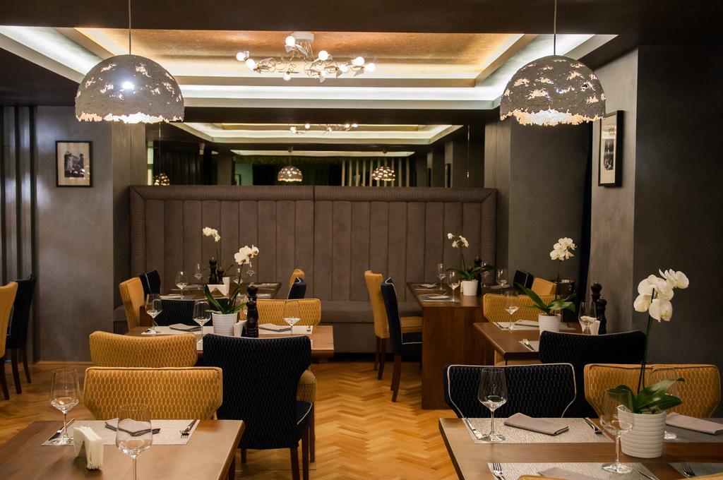 Cină în stil italian la restaurantul Vogue !