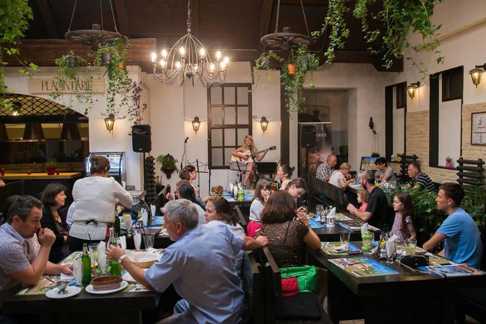 Cină la Taverna Sârbului Brașov