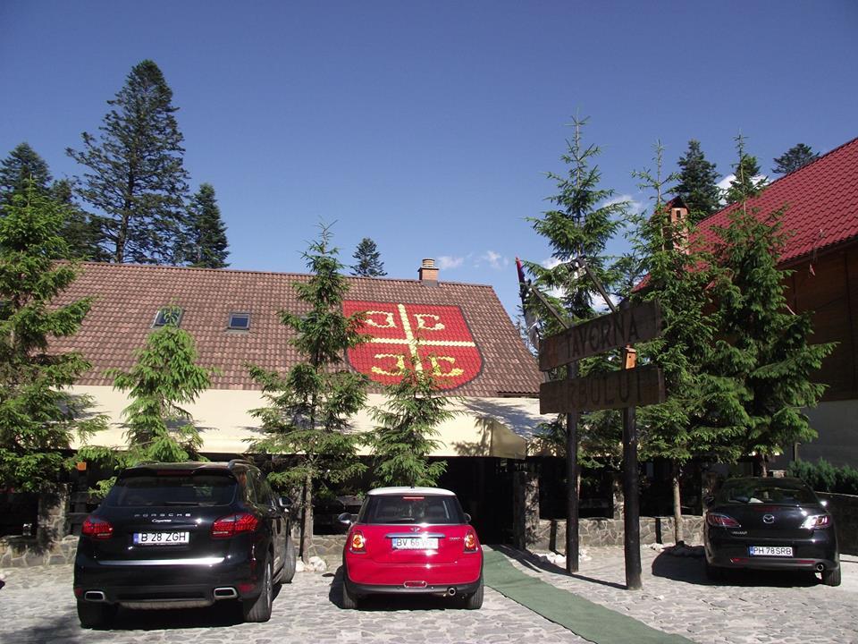 Cină la Taverna Sârbului Sinaia