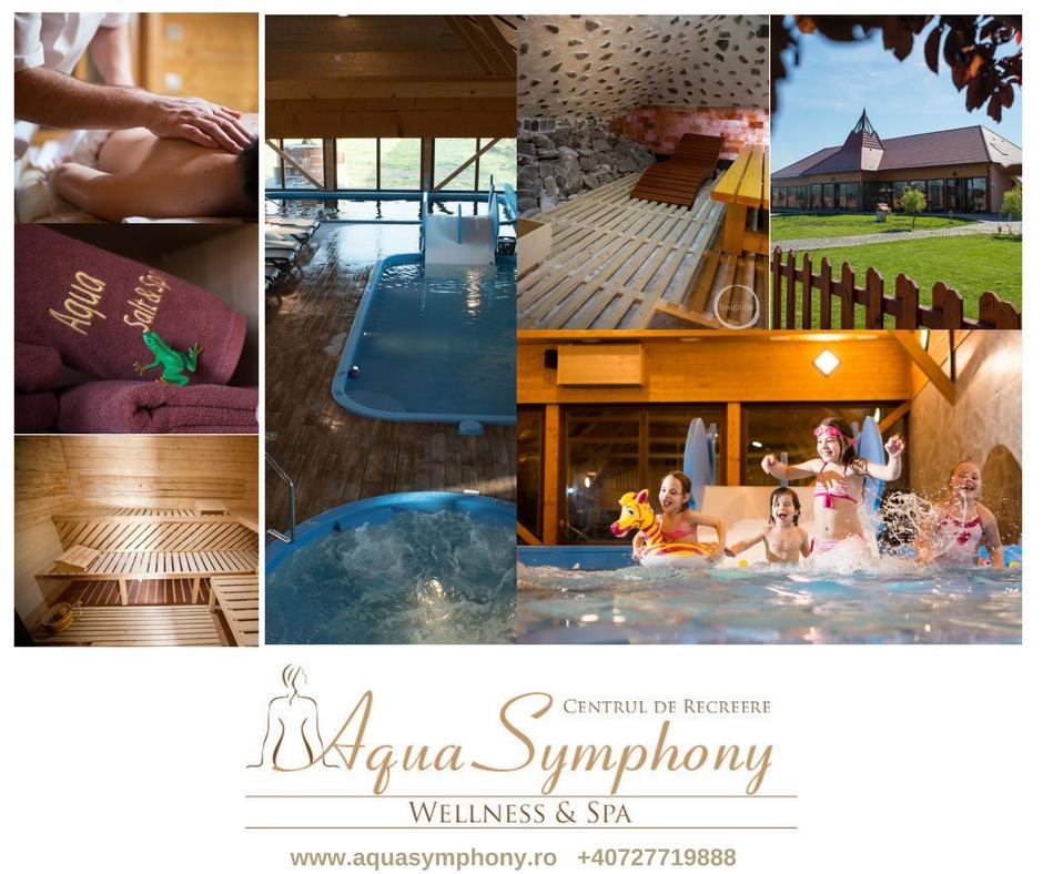 Relaxare la Aqua Symphony