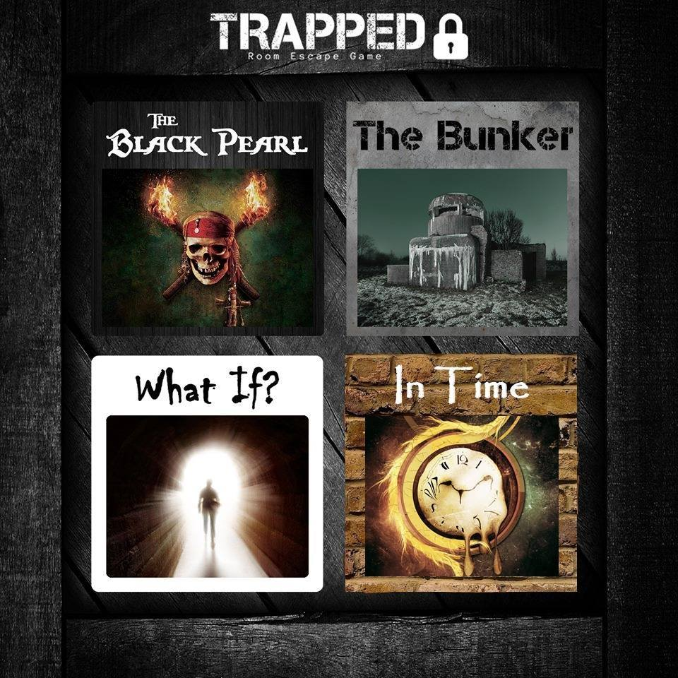 Trapped Room- Escape Game